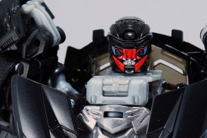 More in-hand images of The Last Knight Deluxe Hot Rod