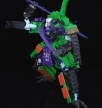 Transformers News: Transformers Generations GDO Voyager G2 Megatron Review