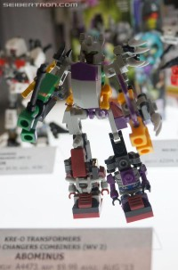 Transformers News: SDCC 2013 Coverage: Gallery Round-Up - Kre-O Transformers, Playskool's Transformers: Rescue Bots, IDW Panel, & Masters of the Universe Classic