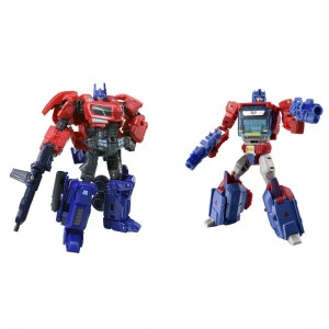 Transformers Tribute Optimus Prime and Orion Pax Set Found on Amazon US and Japan