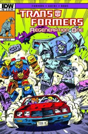 ReGeneration One #0 Script (W)Rap