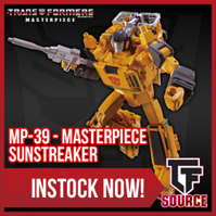 Transformers News: TFSource News! Takara PoP Preorders, Open Play Big Cannon Instock, GT Leaders / Gravity Builder & More