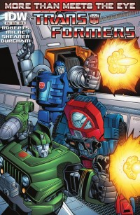 Transformers News: Transformers: More Than Meets The Eye #18 Creator Commentary