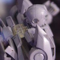Transformers News: More pics of Masterpiece Rodimus Prime / Convoy prototype