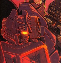 Generations 2010 Transformers United Comic Translated