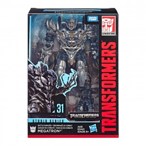 Transformers Studio Series SS-31 Voyager Class Battle Damaged Megatron Listed on Target.com