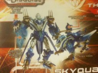 Transformers News: New Transformers Prime Voyagers revealed