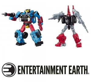 Transformers News: Entertainment Earth News: Generations Selects Cromar and Cybertron Defense Hot Shot available now! #NYCC #NYCC2019