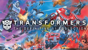 Transformers News: Distribution issues for TF: The Definitive G1 Comics Collection in Australia