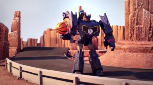 New Robots in Disguise Commercial with Soundwave, Activator, and Crash Combiners