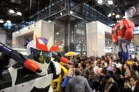 Transformers News: JAGEX NYCC Footage