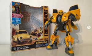 Power Charge Bumblebee UK Sighting & Video Review