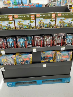 The Black Friday Transformers Deals in Canada are limited to Last Year's Products