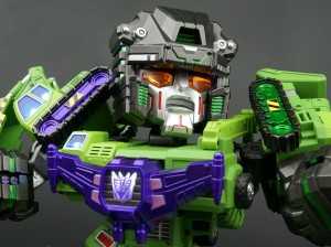 Transformers News: New Galleries: Kids Logic Transformers Mecha Nations MN08 Devastator and Kids Nations TF04 Constructicons