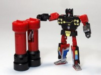 Transformers News: Takara Tomy Transformers Masterpiece MP-15 Rumble & Ravage Images