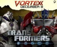 Transformers News: Transformers Prime to Air on the CW Vortexx Block Starting December 8
