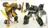 Transformers News: New HFTD Galleries: Payload and Night Ops Ratchet