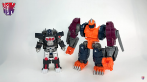 Video Review of Transformers Power of the Primes Leader Optimal Optimus with Optimus Primal