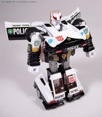 Transformers News: Takara Masterpiece MP-17 and MP-18 Announced: Prowl and Smokescreen!