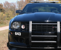 "Transformers News: Actual ""Barricade"" Saleen Mustang Available on eBay; Early Christmas Present?"