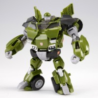 Official Images: Transformers Prime Arms Micron AM-10 Bulkhead & AM-11 Arcee and EZ Collection EZ-11 Starhammer with Wheeljack, EZ-12 Ironhide, EZ-13 Dreadwing
