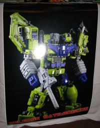 Transformers News: TFC -007 Hercules Upgrade