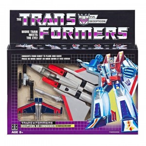 Transformers News: First Round of Stock of Walmart Exclusive G1 Reissues Sold Out