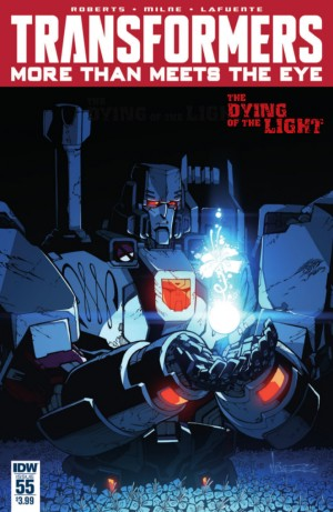 Transformers News: IDW Transformers: More Than Meets the Eye #55 Full Preview