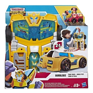 Transformers Rescue Bots Academy Bumblebee Track Tower Images