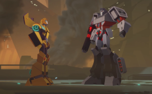 Transformers News: Synopses for Transformers Cyberverse Episodes 8, 9, 10