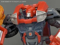 Transformers News: New Galleries: Takara Tomy Transformers Prime Arms Micron AM-20 Ironhide with Iro