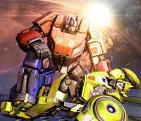 EXPERIENCE THE FINAL BATTLES OF THE TRANSFORMERS HOME PLANET IN TRANSFORMERS: FALL OF CYBERTRON