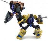 Transformers News: New Images of FansProject Crossfire Explorer and Munitioner at BBTS + TFsource Update!