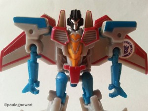 In-Hand Images of Transformers Robots In Disguise Combiner Force Legion Class Starscream and Springload