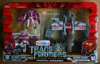 "Transformers News: Revenge of the Fallen ""Shanghai Showdown"" Two-Pack Revealed"