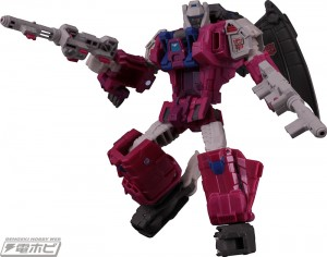 Stock photos of Takara Tomy Transformers LG-EX two pack Repugnus and Grotusque