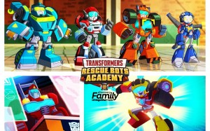 Transformers News: Transformers Rescue Bots Academy To Air in Fall of 2018