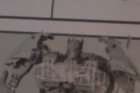 Transformers News: Transformers Prime Voyager Optimus Prime Instruction Sheet Reveals Alternate Head Sculpt?