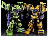 [MakeToys] Produit Tiers - Jouet Yellow Giant ou Green Giant - aka Devastator/Devastateur - Page 3 Fcb3b115a4432b485c615757276b6b63