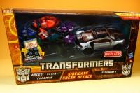 """Transformers HFTD """"Sideways Sneek Attack"""" to be TARGET Exclusive"""