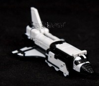 Transformers News: WST Military Transport Black and White Edition Finished Product Images