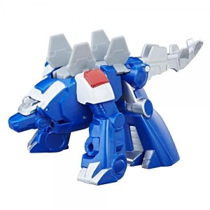 Transformers News: New Transformers: Rescue Bots Optimus Prime Snowplow and Dino Protector Chase