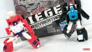Transformers News: New Video Reviews of Transformers War for Cybertron: Siege Wave 2 Micromasters and Cassettes