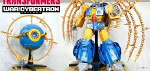 New Video Review of HasLab Transformers War for Cybertron Trilogy Unicron