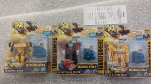 Transformers Bumblebee Movie Energon Igniter's line found in Australia