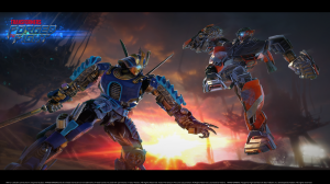 Transformers News: Movie Drift and Hot Rod as Playable Characters and More Updates to Transformers Forged to Fight