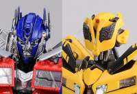 Transformers News: 2Fast 2Blurrious - Common Q&A For Dual Model Kit Optimus Prime and Bumblebee