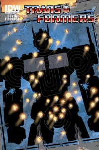 IDW Publishing - December 2010 Transformers Comic Solicitations