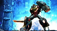 Transformers News: Transformers: Fall of Cybertron Screenshots and HMS Dave Cravens Interview