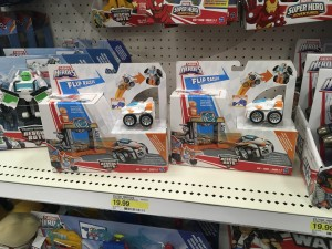 Transformers: Rescue Bots Flip Racer Blades Sighted at US Retail